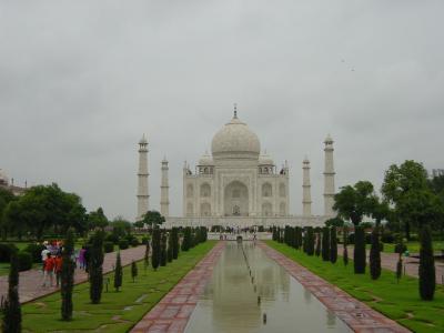 大変だったインド旅行