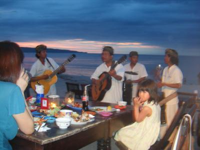 バリ島家族旅行