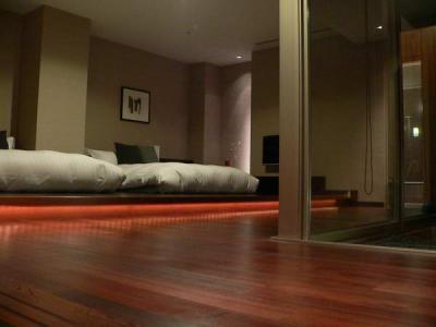 VIALA箱根翡翠 スィート3の部屋