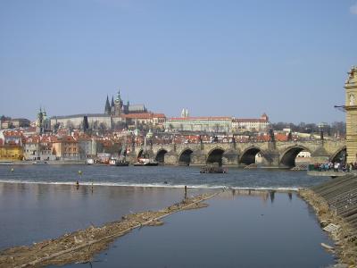 ボヘミアの都プラハ