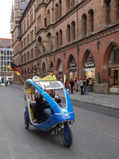 ドイツ・スイスアルプス・パリの旅2008~ドイツ編④