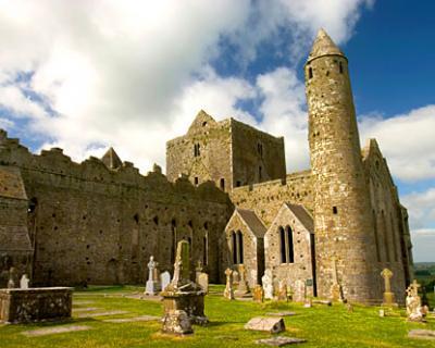 熟年夫婦の珍道中 アイルランド? Cashel Castle