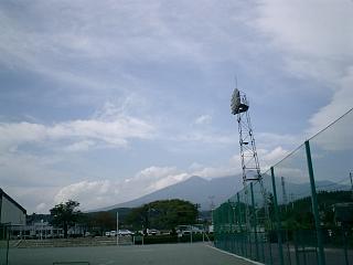 大泉村、野球部合宿