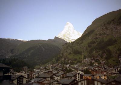 2度目のスイス 1999年(2)