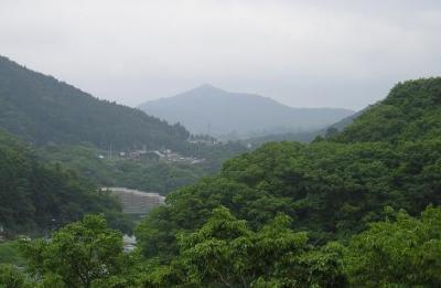 東海自然歩道(3) 「石砂山」(イシザレサン)