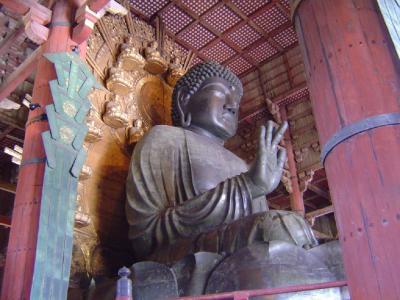 2006年8月 真夏の古都・京都と奈良を巡る旅 ~ 2日目の奈良編