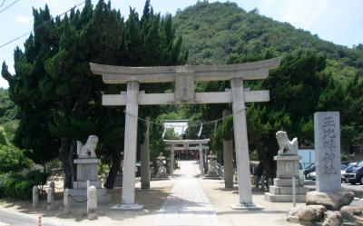 玉野市の由来はここ玉比咩(たまひめ)神社が発祥です。