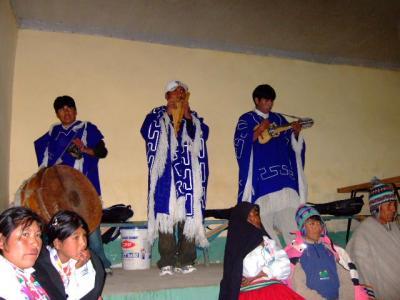 ペルー・ボリビア アンデス紀行2007  ~Chapter7 チチカカ湖プチウルルン滞在記篇~