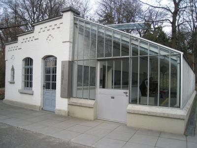 Gottlieb-Daimlerさんの作業場