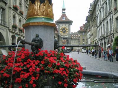 ヨーロッパ周遊【3】スイス~ベルン