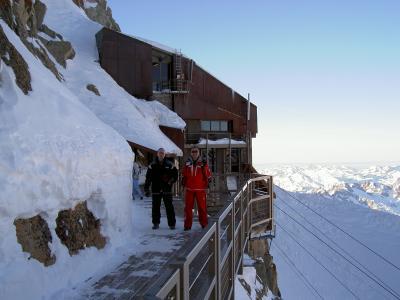 フランススキーイン Chamonix