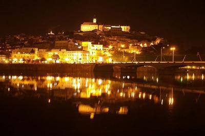 熟年夫婦の珍道中 Coimbra/Portugal