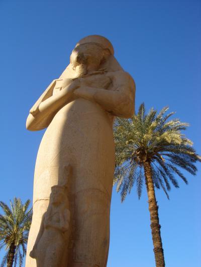 エジプトのたび~ラムちゃんがいっぱい!ルクソール~