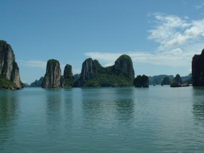 世界遺産旅行記1~ベトナム・ハロン湾クルーズ