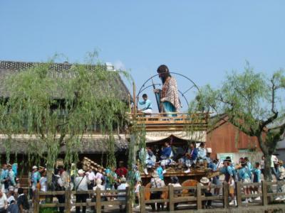 2008佐原の大祭【夏祭り】