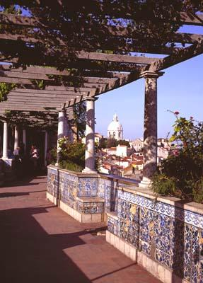 熟年夫婦の珍道中 Castelo de S. Jorge / Lisbon / Portugal