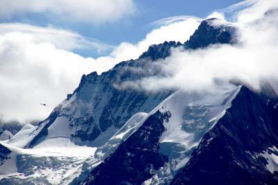2008年夏 スイス/ハイキングの旅(2) ミューレン~シルトホルン