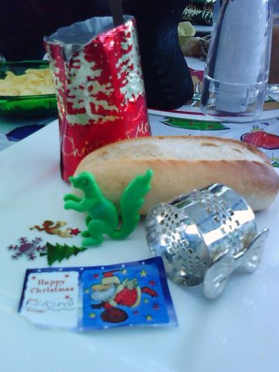 Momの家族とクリスマスパーティ・2007 12/25