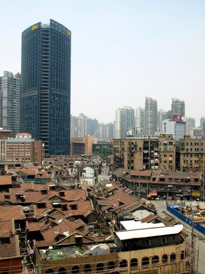 はじめての中国 ~上海・西塘~ <1日目:上海到着・上海雑技など>