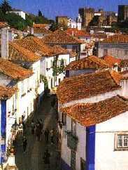 熟年夫婦の珍道中 Obidos / Portugal