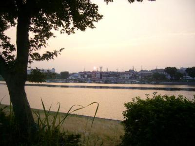 瀬田川の散策
