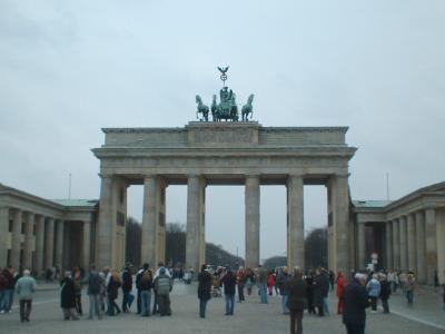 ドイツの首都、ベルリン
