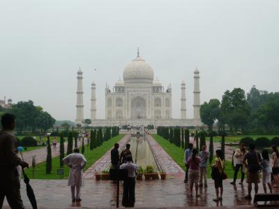 インド入門の旅 デリー~アグラ~ジャイプール5日間?