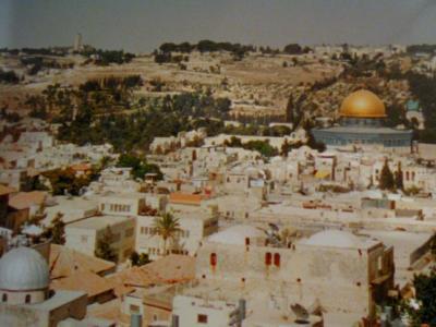 1999年夏イスラエルの旅