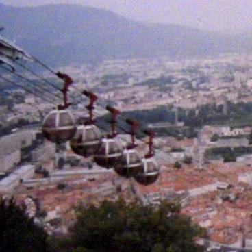 1992年春サヴォワへ車の旅