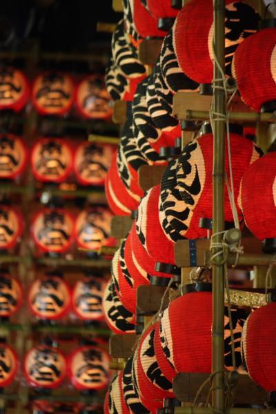 大迫力♪久喜の提灯祭り2008