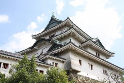真夏の和歌山:(後半)和歌山城、根来寺など