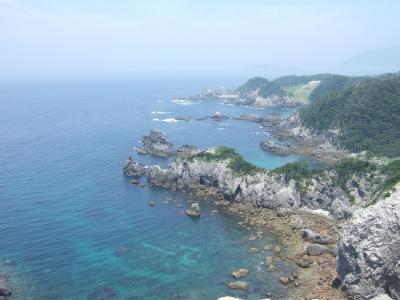 そうだ、南の島へ行こう! in 新島