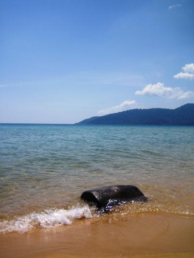 【マレーシアビーチ】 3 Peaceful&quiet@Pulau Tioman