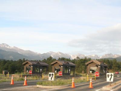 ロッキーマウンテン国立公園(Rocky Mountain National Park)