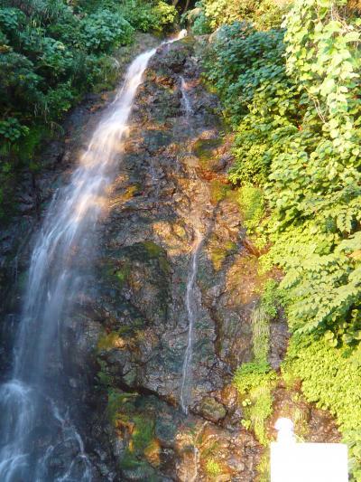福井の滝紀行◆越前海岸で滝めぐり