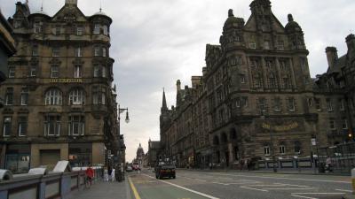ようこそスコットランドへ