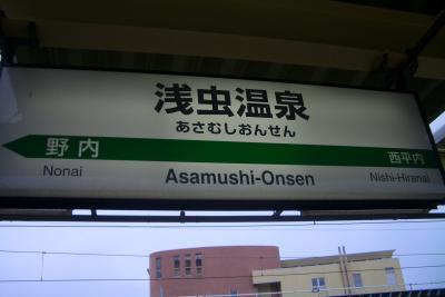 【青森~浅虫温泉】ねぶた祭りまで、あと少し(080726)