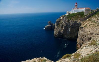 熟年夫婦の珍道中  Lagos ⇒ Cabo de San Vicente / Portugal