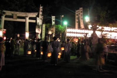 田辺祭~本宮~