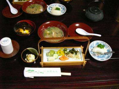 旧宇和町の松屋旅館に行く