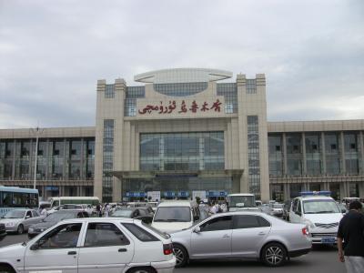 新疆ウイグル自治区 ウルムチ