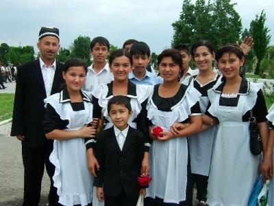 新シルクロード2006・中央アジア紀行 ~Chapter12 お帰りなさいませ、御主人様?@シャフリサーブス篇~