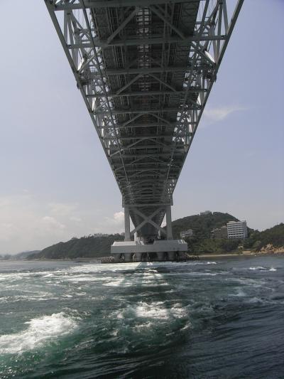 2008年 橋から海から陸から うずしお 三昧