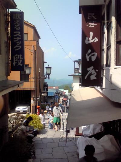 伊香保温泉【お遍路】