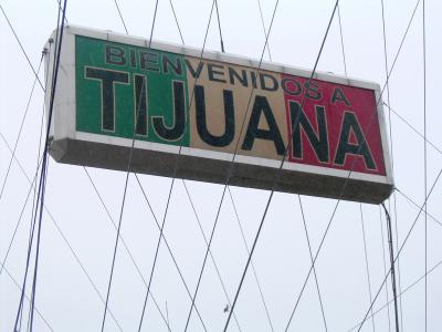 サンディエゴからティファナへ、半日散策