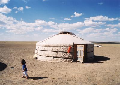 モンゴルの旅(2)~南ゴビ2~
