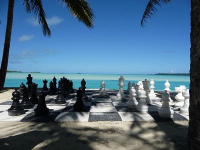 クック諸島とニュージーランドの旅 その3