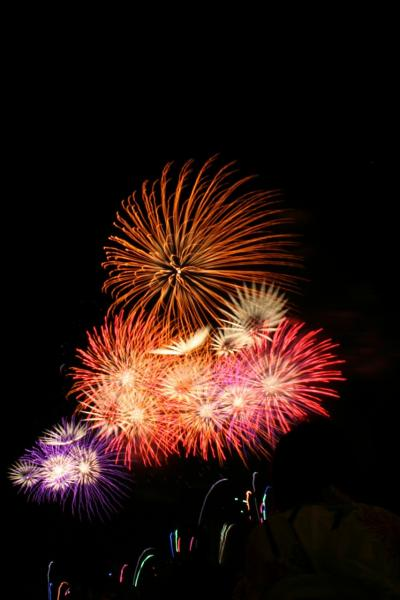 第22回 大田区平和都市宣言記念事業「花火の祭典」