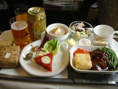 天空のレストラン 日本航空(JAL)の機内食(2019.08搭乗分追加)