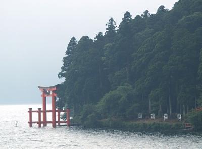 日本一の富士山を見に行く旅=① 芦ノ湖 大涌谷 箱根強羅